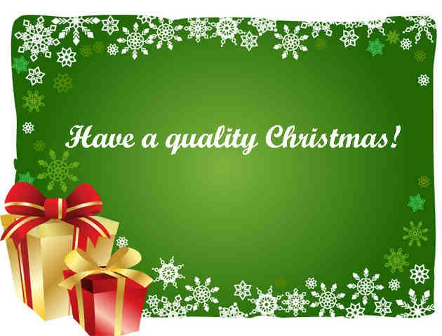 Quality Christmas