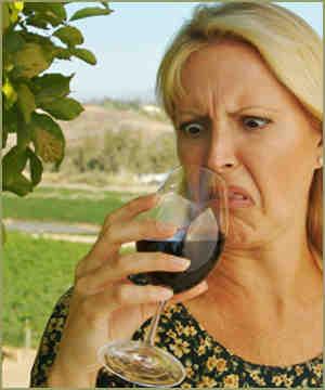Spoiled Wine
