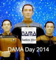 Big Data for DAMA Day
