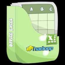 Excel Hadoop