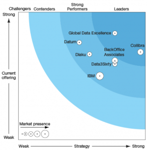 Forrester Data Governance Wave 2016