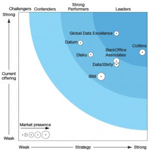 Forrester Data Governance Wave 2016
