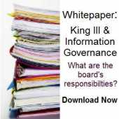 king iii whitepaper