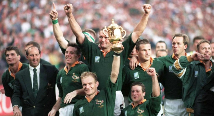 winning team - 1995