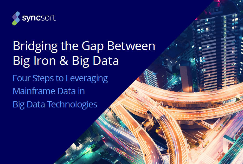 Free whitepaper - bridging the gap between bigg data and big iron
